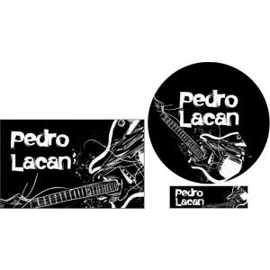 Combo Etiquetas Guitarra