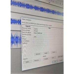 Produção de Áudio-Esfera Telefônica